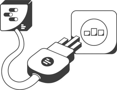Data studio connectors transparent