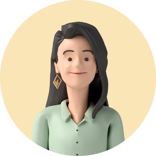 Victoria 3D character