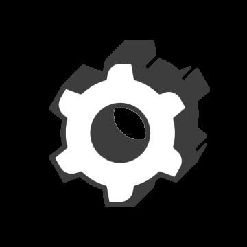 Supermetrics cog icon white