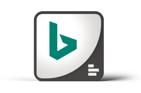 Supermetrics Bing Webmaster Tools connector logo