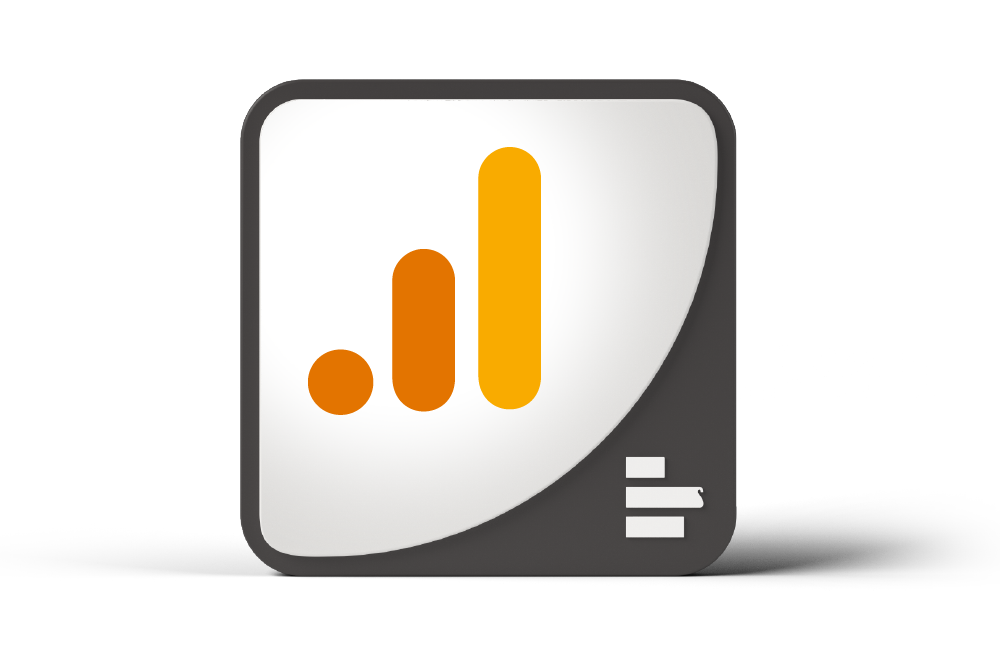 Supermetrics Google Analytics connector logo