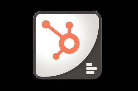 Supermetrics HubSpot connector logo