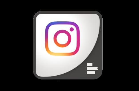 Supermetrics Instagram Insights connector logo
