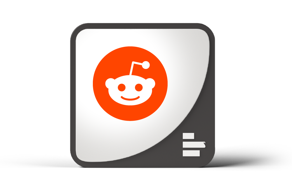 Supermetrics Reddit Public Data connector logo