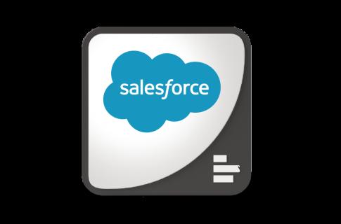 Supermetrics Salesforce connector logo