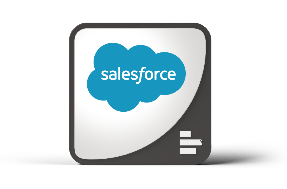 Supermetrics Salesforce connector logo