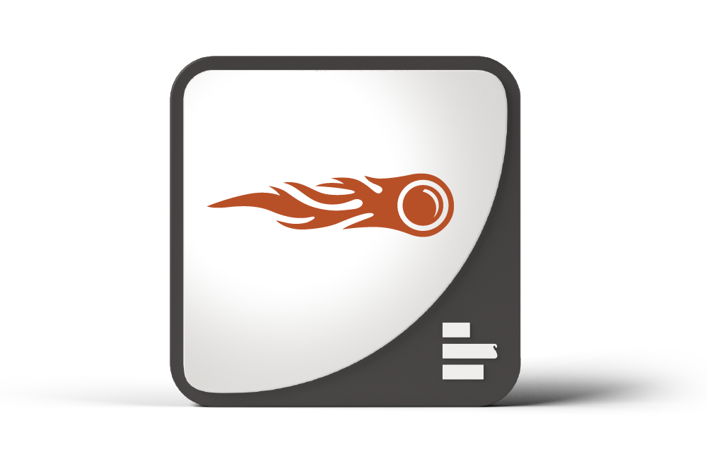 Supermetrics SEMrush Analytics connector logo