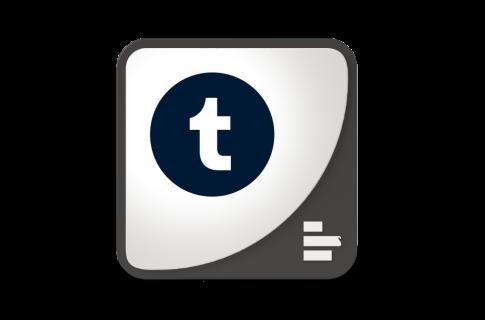 Supermetrics Tumblr Public Data connector logo