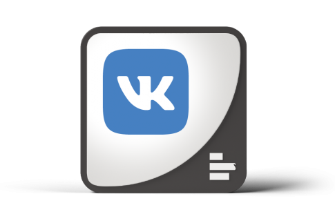Supermetrics VKontakte Public Data connector logo