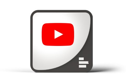 Supermetrics YouTube connector logo