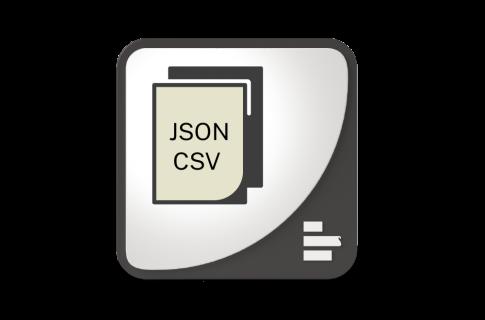 Supermetrics Custom JSON CSV connector logo