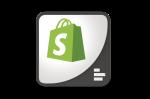 Supermetrics Shopify connector logo