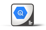 Supermetrics BigQuery connector logo