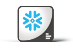 Supermetrics Snowflake connector logo