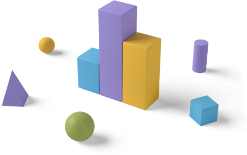3D graph shapes