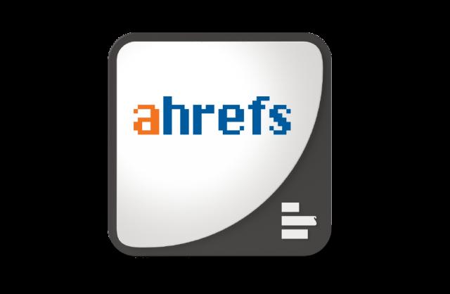 Ahrefs connector logo