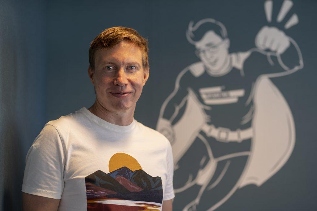 Supermetrics CEO Mikael Thuneberg