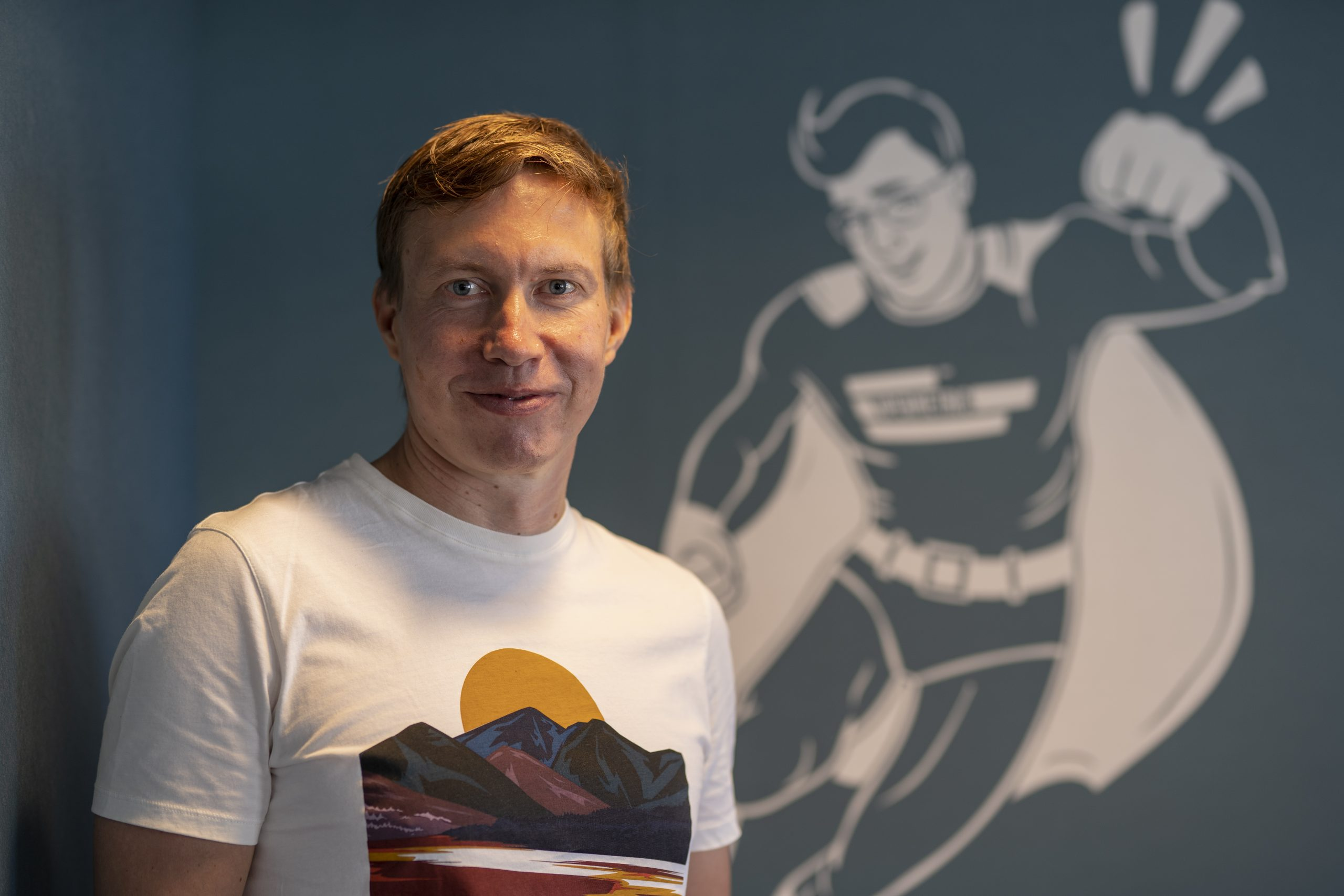 Supermetrics CEO Mikael Thuneberg