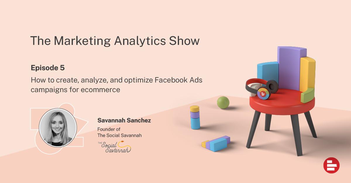 The marketing analytics show