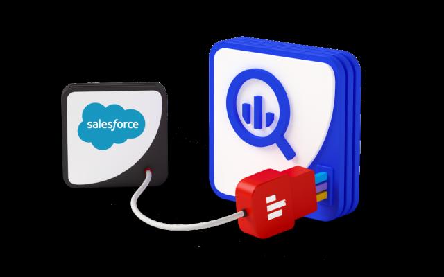 Salesforce to BigQuery