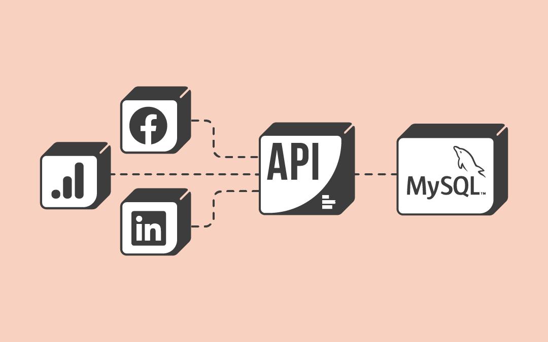 how to load marketing data into mysql with python