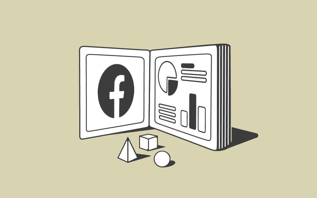 Facebook ads report template