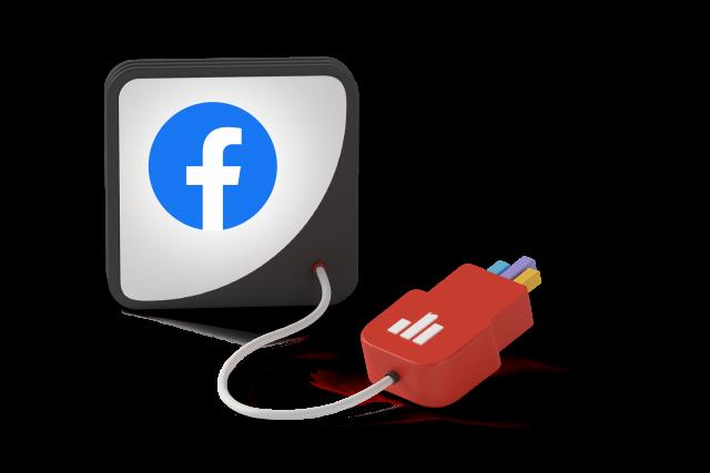 Facebook connectors