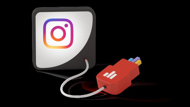 Instagram connectors