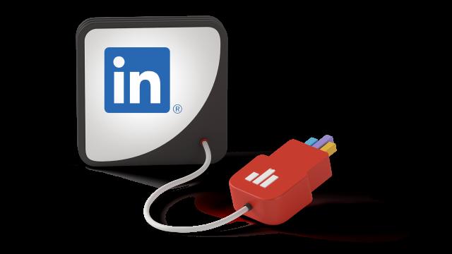 LinkedIn connectors