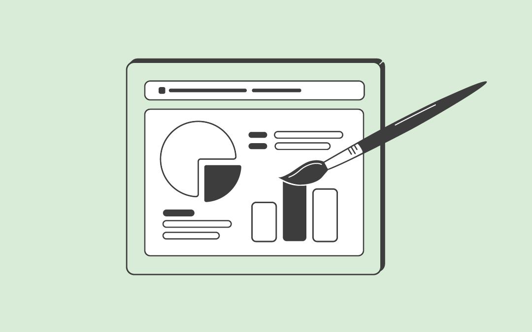 Google Data Studio design