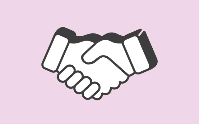 reseller handshake