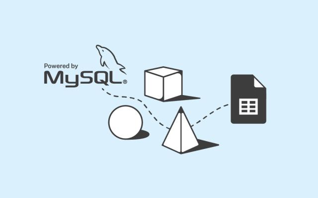 Export MySQL data to Google Sheets