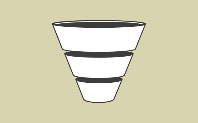 Content marketing funnel audit