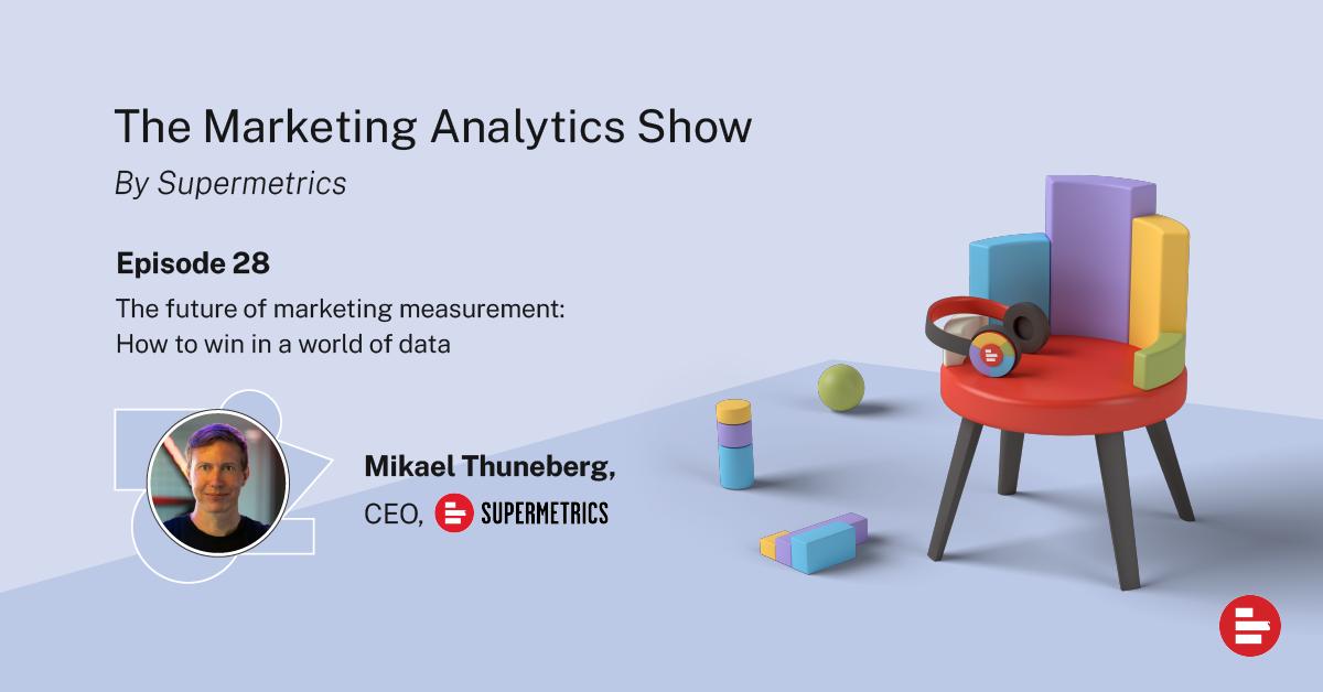 The future of marketing measurement